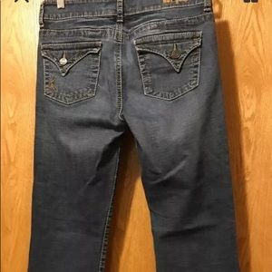 Kut from the Kloth size 4 stretch jeans VGUC